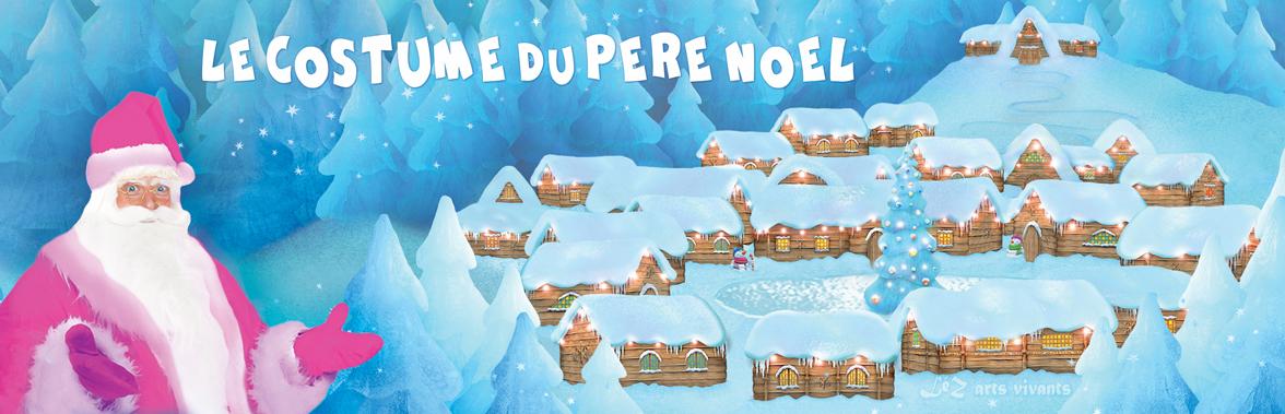 Spectacle de noel pour enfants lezartsvivants - Pere noel interactif ...